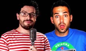 Monólogo +EfeM-bar Mayo: Javi Chou y Rubén Serrano