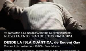 Exposición en Fnac Murcia: