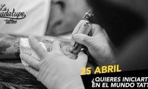 Curso de tatuador en La Guadalupe Tattoo