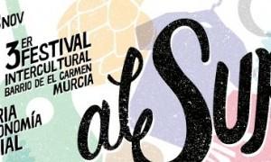 Al Sur III Festival Intercultural Barrio de El Carmen