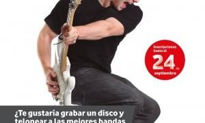 ¿Tienes una banda? Apúntate al Vodafone Yu Music Talent