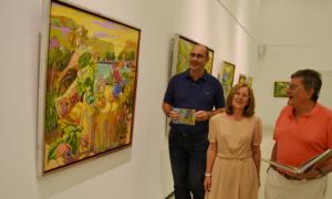 Exposición de Consuelo Mencheta en Águilas