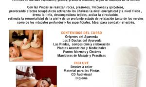 Curso de masaje Sabai