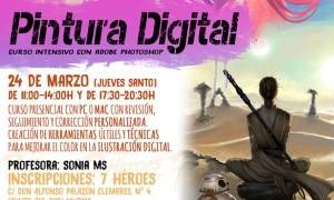 Taller Sonia MS: Curso intensivo de pintura digital