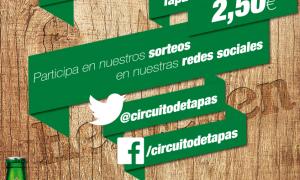 Circuito Ruta de Tapas Heineken Murcia