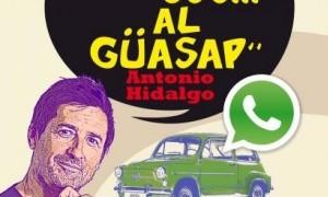 Antonio Hidalgo en el Teatro Circo Apolo de El Algar