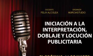 Curso de Interpretación, doblaje y locución publicitaria