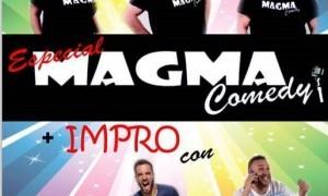 Especial Magma Comedy en La Puerta Falsa
