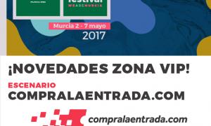 Nuevo escenario Compralaentrada.com en el festival WAM
