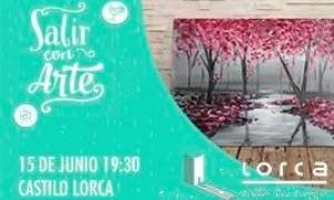 Salir con Arte, este jueves en el Castillo de Lorca