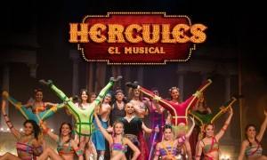 Hércules, el musical en Cartagena