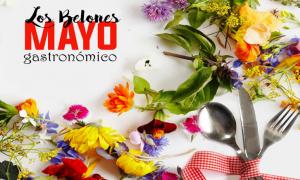 Mayo gastronómico en Los Belones