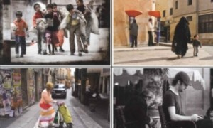 Exposición Ocho Calles, en el Centro Cultural de Mazarrón