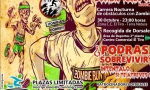 Sorteamos 4 inscripciones para II Zombie Race Murcia 5.0