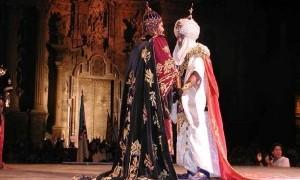 Feria de Septiembre - Moros y Cristianos