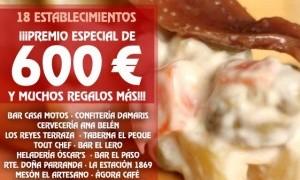"""""""VII Ruta de la Tapa y el Cocktail"""" de Las Torres de Cotillas"""