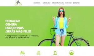 Datos, mapas de aparcabicis y ciclovías en la nueva web de la Oficina de la Bicicleta