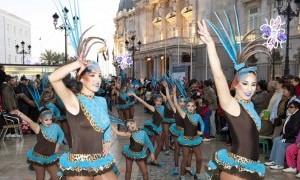 Exposición de los Carteles de Carnaval de Cartagena