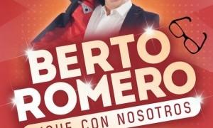 Berto Romero en Lorca
