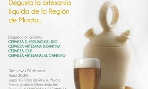 I Día Internacional de la Cerveza Artesana Murciana
