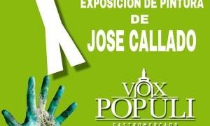 Exposición de pintura en Vox Populi: Jose Callado