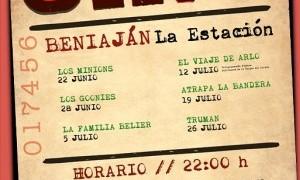 Cine de verano en Beniaján