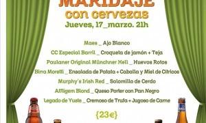 Cena Maridaje en Palco del Parlamento Andaluz
