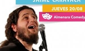 Jaime Caravaca en Lorca