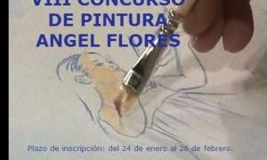 VIII Concurso de Pintura Ángel Flores y XXIV Certamen de Poesía en Cartagena