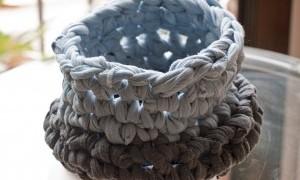 Taller reciclaje: Recicla tu ropa tejiendo