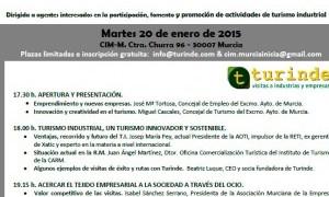 I Jornada de Turismo Industrial de la Región de Murcia