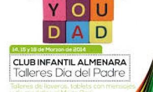 Talleres del Día del padre en Parque Almenara