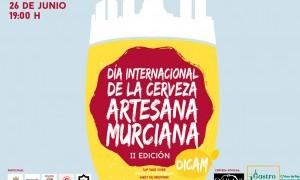 II Día internacional de la Cerveza Artesana Murciana 2015
