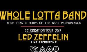 Whole Lotta Band hará un tributo a Led Zeppelin en Murcia