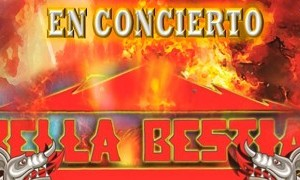 La legendaria banda Bella Bestia da un concierto en Garaje Beat Club