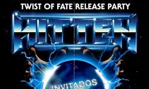 Hitten en la Twist of Fate Release Party