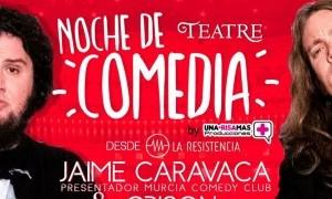 Jaime Caravaca & Grison, desde La Resistencia a Murcia