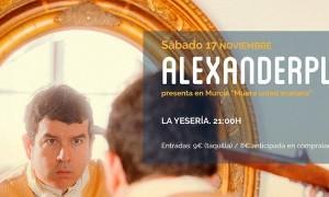 Alexanderplatz presenta su primer álbum en Murcia