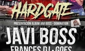 Fiesta Hardgate en Garaje Beat Club