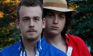 Esteban y Manuel en Murcia