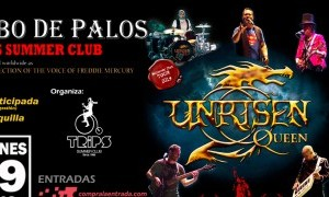 Unrisen Queen en Trips Summer Club