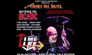 The Chris Slade Timeline en Murcia