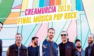 La Pegatina será el grupo invitado del CreaMurcia Pop Rock 2019
