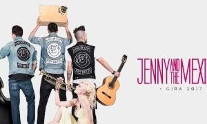 Los mexicanos Jenny & The Mexicats en concierto en Murcia