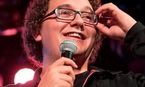Facu Díaz presenta su show en Murcia el 22 de Octubre