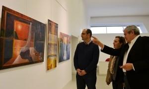 Exposición de José Manuel Ábalos en Águilas