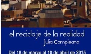 Exposición: El reciclaje de la realidad