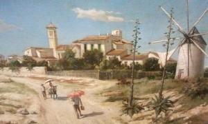 Exposición de pintura: Un viaje por el paisaje