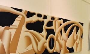 Exposición de pintura en Águilas: Real como un sueño