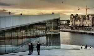 """Exposición: """"Norway, visión aproximada"""" de Alfredo Cáliz en Cartagena"""